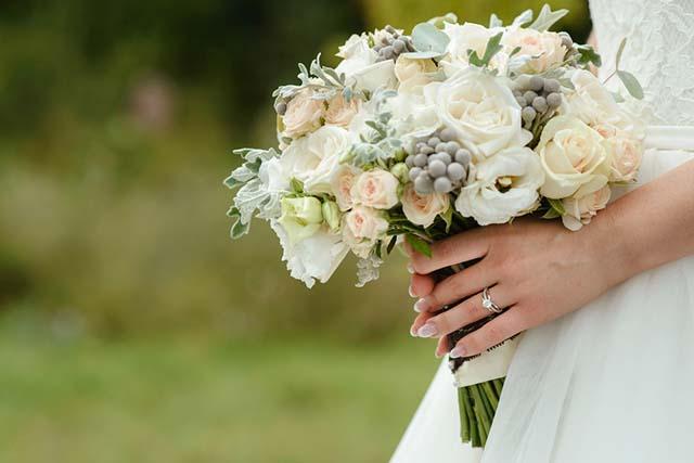 Hoa ngày cưới đẹp nhất